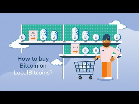 How to Buy Bitcoin on LocalBitcoins?