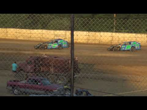 Moler Raceway Park | 7/13/18 | Fan Night | UMP Modified Heat 1