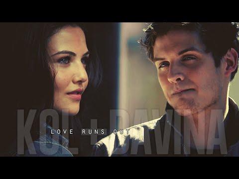 I believe in person I want to become : Kaleb[Kol]&Davina ...