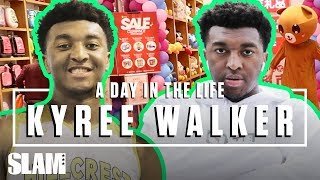 Kyree Walker Brings 2K MyPark to Life IN CHINA?! Ep. 1 🇨🇳 | SLAM Day in the Life