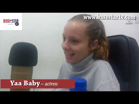 Yaa Baby (an American speaking twi in Ghana) radio interview - 2018