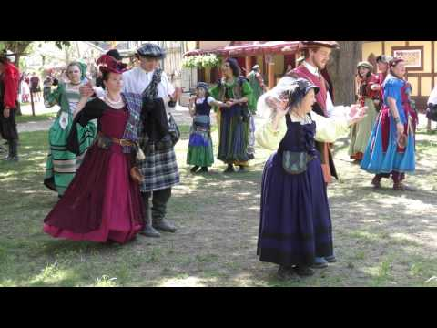 Scarborough Fair Renaissance Festival Part 1 2017 Season 4k Waxahachie, TX
