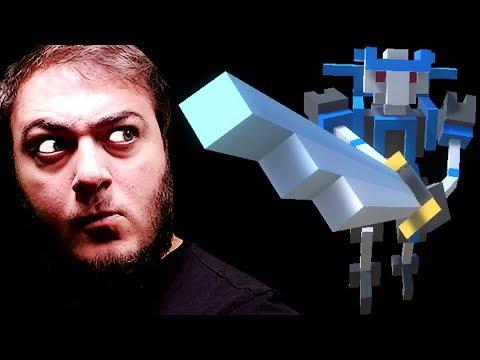 Robot Gladyatör Oldum!