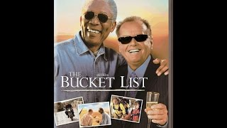 Opening To The Bucket List 2008 DVD