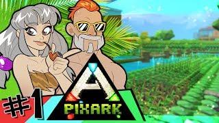 Pixark with Ben #1 - Pixel Punks!