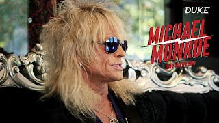 Michael Monroe - Interview - Paris 2019 - Duke TV [FR-DE-ES-IT-RU Subs]