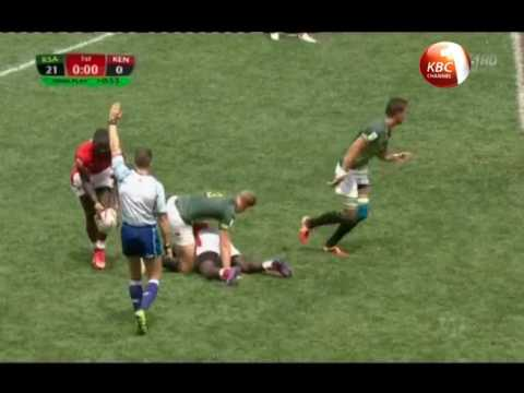 Shujaa to face Japan after relegation
