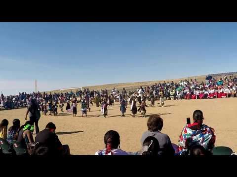 Second mesa Day school Indian day Part 1