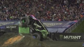 Monster Jam Foxborough Highlights 2017