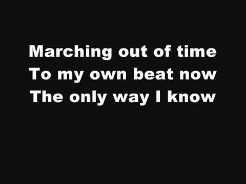 Green Day - Minority Lyrics