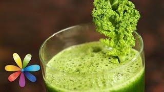 Супервитаминные зеленые коктейли из «сорняков» - Все буде добре - Выпуск 639 - 22.07.15