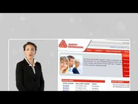 Introduction video CRI Avery Dennison Graphics & Reflective Solution Europe
