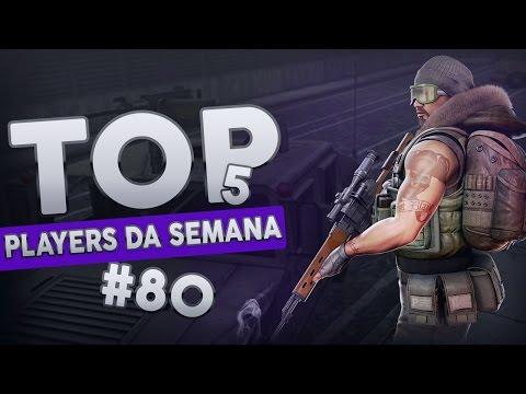 Point Blank - TOP 5 PLAYERS DA SEMANA #80