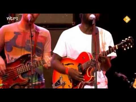 Michael Kiwanuka - Bones (Live North Sea Jazz 2012)