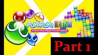 Puyo Puyo Tetris: Playtrough Part 1