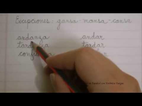 Clases de Ortografía - Consejos para mejorar tu Ortografía (Vocabulario Explícito) from YouTube · Duration:  14 minutes 1 seconds