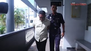 Bus ticket salesman charged with sexually assaulting 8-year-old boy at Melaka Sentral