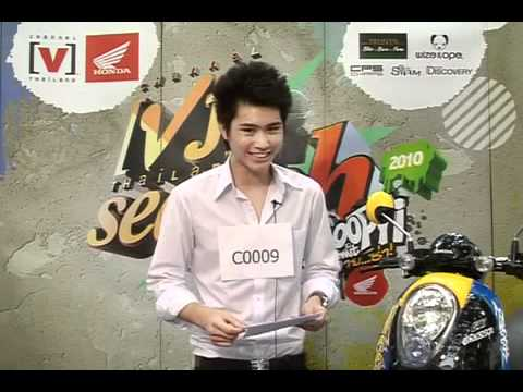 Channel [V] Thailand VJ Search 2010 by New Honda Scoopy i @ CU 18 11 2010 (2).mp4