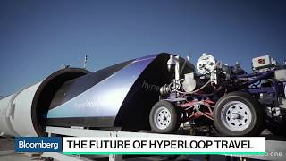 Hyperloop One Co-Founder on the Future of Commuting