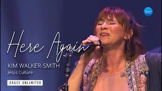 Download Here Again (Live) - Kim Walker-Smith - Jesus Culture 2019 Mp3 and Videos
