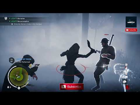 Assassins Creed Syndicate    WORLD WAR I   Spy Hunt   The Apothecary Twins