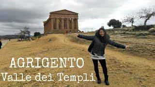 Agrigento -  Valle dei Templi (Patrimonio Mondiale dell'Unesco) #unacittàdamangiare