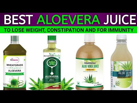 Best Aloe Vera Juice Brand in Marktet For Skin, Hair, Weight Loss & Drinking | Best in Beauty