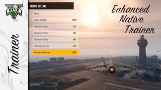 GTA V | Mod Menu - Enhanced Native Trainer