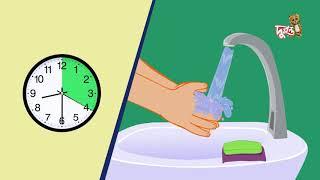 Coronavirus Prevention Campaign-Hand Wash