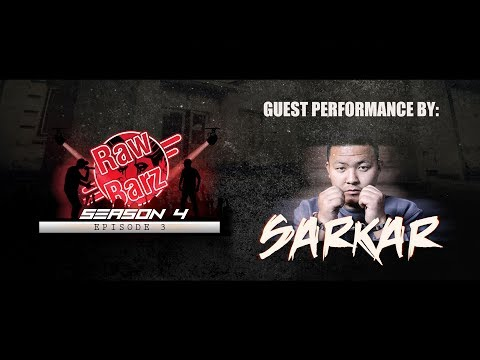Sarkar Live Performance at RawBarz S4E3 (Danthe, Halla ko Sahar)