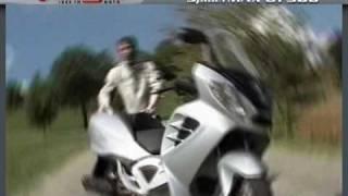 NICO CEREGHINI - SPIDERMAX GT 500 MALAGUTI