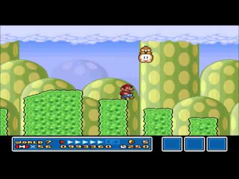 "DJ LETS PLAY! - Super Mario Bros. 3 EPISODE 7 - ""Joey's Tired"""