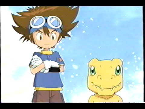 Welcome to the World of Digimon – Digital Monsters 2000 Promo VHS Capture