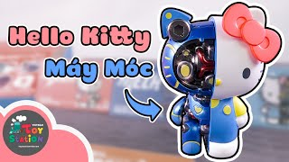 Hello Kitty Machine, when Cute and Cool are shown at the same time ToyStation 557