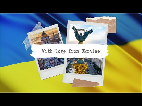 With love from Ukraine
