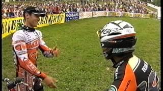 2002 DH Mountain Bike World Cup - Les Gets