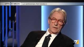 Otto e mezzo - La Germania per nemico - Puntata 01/05/2014