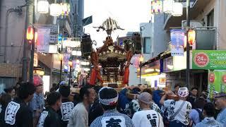 平成30年9月8日㈯ 長崎神社例大祭
