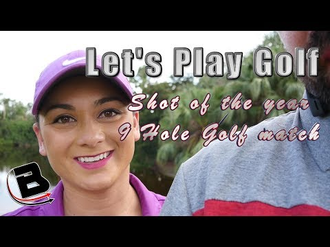 Let's play golf (Bay Island Front 9)