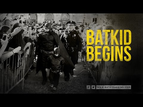 Batkid Begins: Indiegogo Video