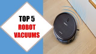 Top 5 Best Robot Vacuums 2018 | Best Robot Vacuum Review By Jumpy Express
