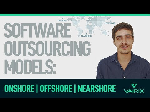 The Difference Between Nearshore, Offshore and Onshore Software Development