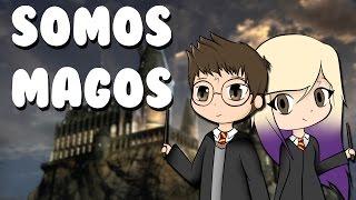 NOUS SOMMES MAGOS ? Wizard Tycoon ? Roblox en Espagnol avec Lyna