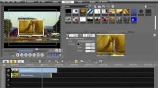 Corel VideoStudio 12 Training Lessons: Mask and Chroma Key Effects