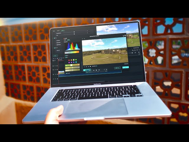 FILMORA 9 REVIEW // BEST VIDEO EDITING SOFTWARE FOR BEGINNERS?