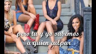 Higher - The Saturdays (Subtitulado al español)