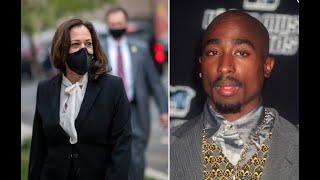 "Kamala Harris Said ""Tupac Shakur Best Rapper Alive"""