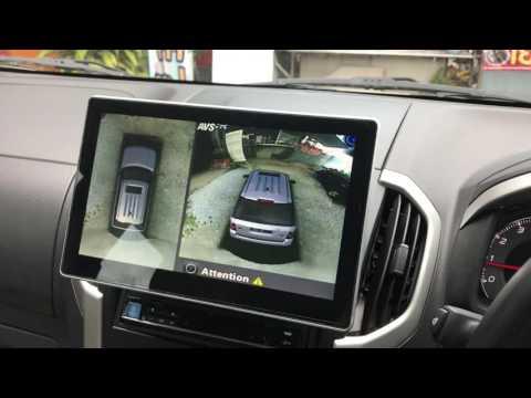 ชุดกล้อง 360องศาแบบ 3D MU-X 2014+ANDROID 10นิ้ว By เพชรประดับยนต์ นครสวรรค์