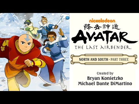 Avatar - North And South: Part 3 (FULL COMIC) (Motion Comic) (60FPS)