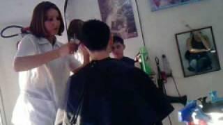 Repeat youtube video cortandole la greña a lin, black pumpers
